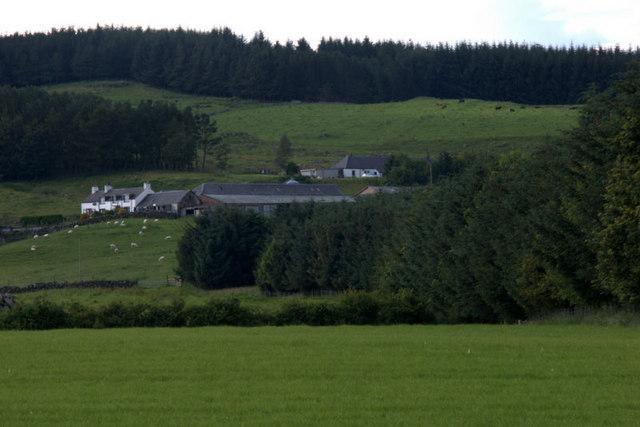 Glenkilrie in Glenshee
