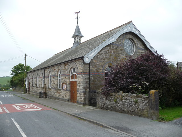 Llanboidy village hall