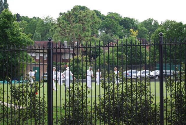 Croquet, All England Lawn Tennis and Croquet Club