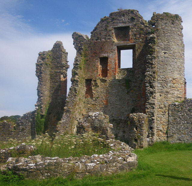 Ruins of Crom Castle