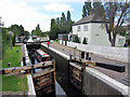 TQ1379 : Top lock, Norwood Locks by Oast House Archive