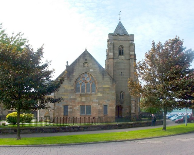 The Old West Kirk