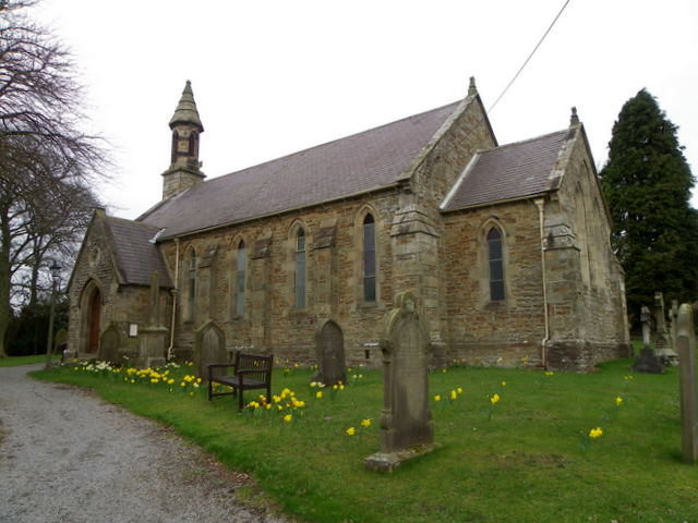 Church of St John the Evangelist, Lynesack