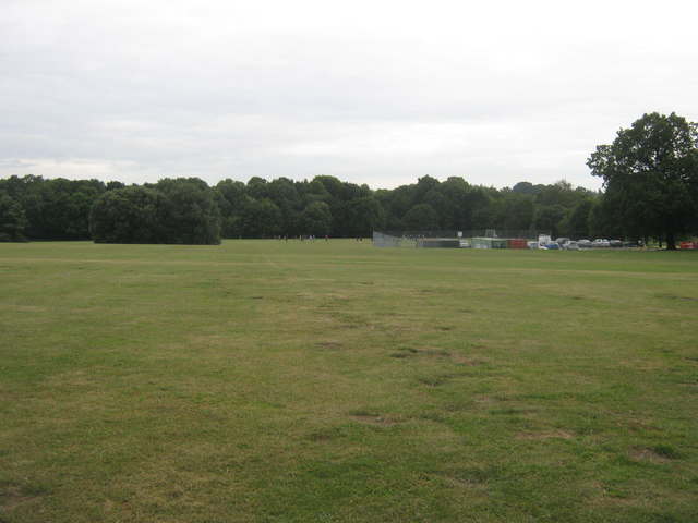 Vinters Park recreation Ground