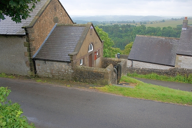 Over Haddon Methodist Chapel