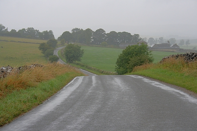 Road to Bakewell