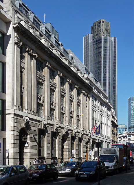 9 Gracechurch Street