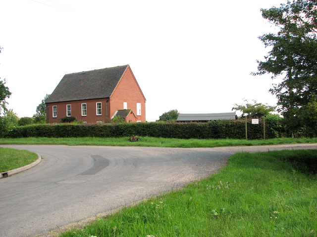Victory Farm (farmhouse), Mettingham