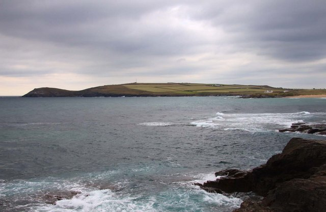 Trevose Head from Treyarnon Point