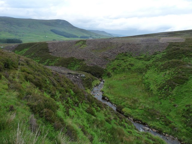 Achnafauld Burn