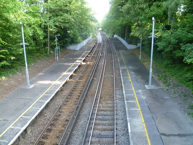 Sundridge Park station