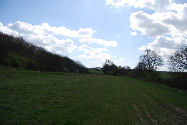 Doleham Ditch Valley