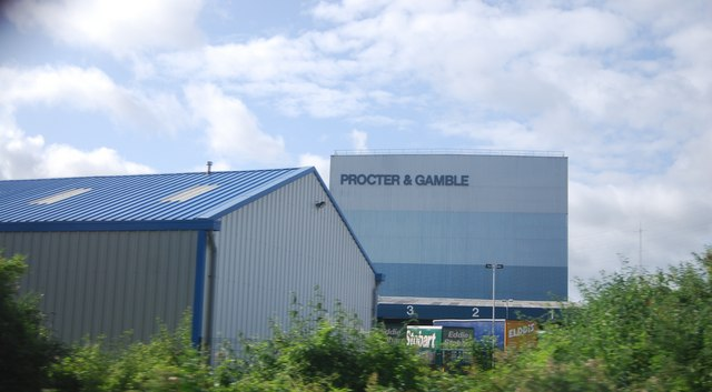 Procter and Gamble Works