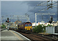 NS4864 : Storm cloud over Paisley by Thomas Nugent