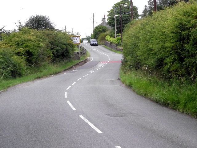 Entering Biddulph Moor