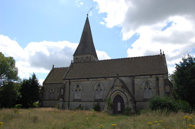 All Saints Church (Derelict), Hawkhurst