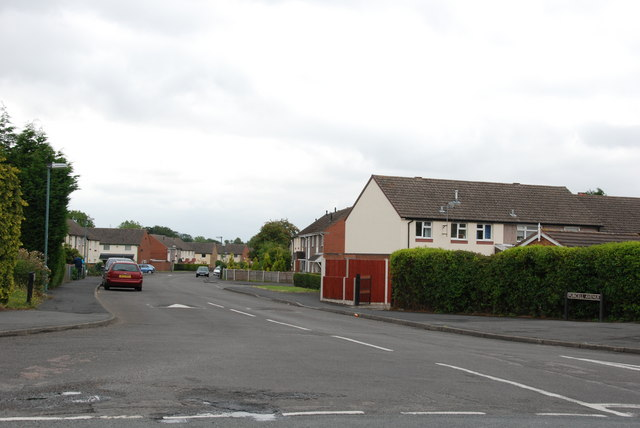 Purcell Avenue, lichfield