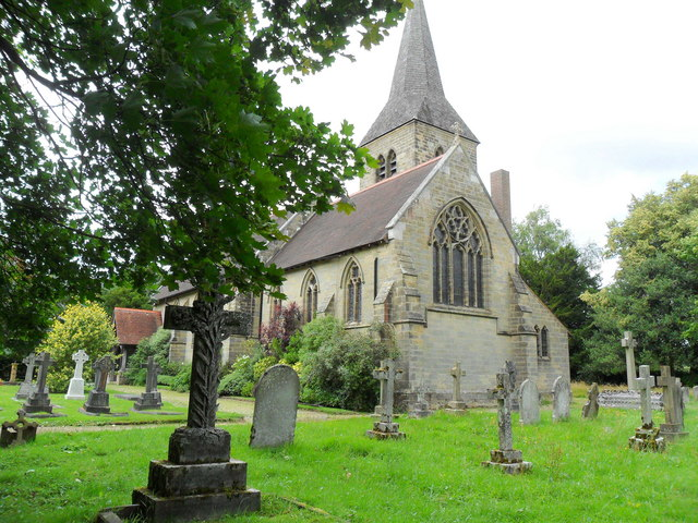 All Saints, Highbrook, West Sussex (2)
