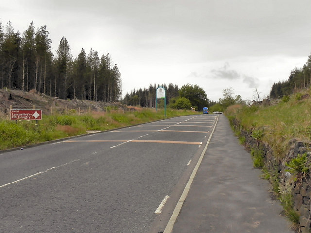 A666 Blackburn Road