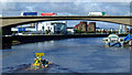 NS5864 : River Clyde at Glasgow : Week 29
