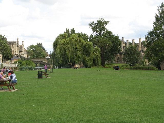 Park in Stamford
