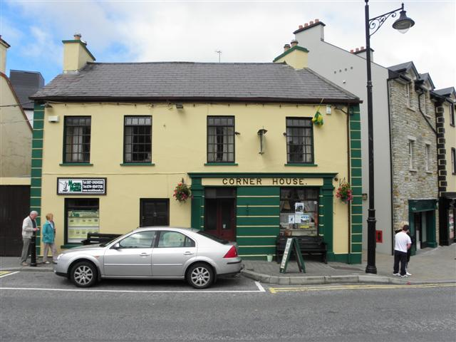 Corner House Bar, Ardara