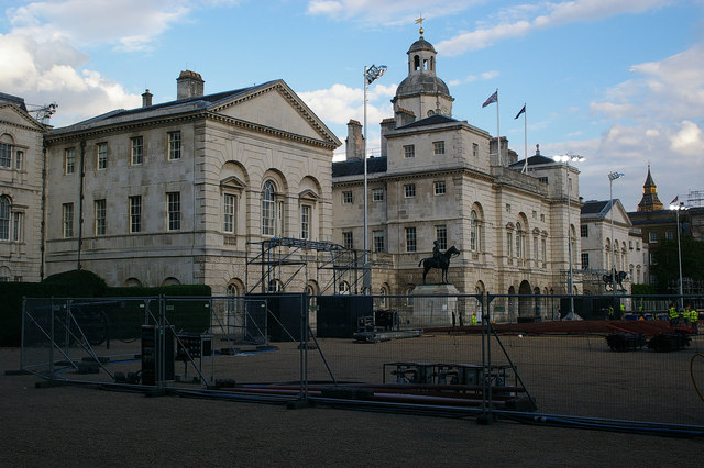 Horseguards Parade, Whitehall