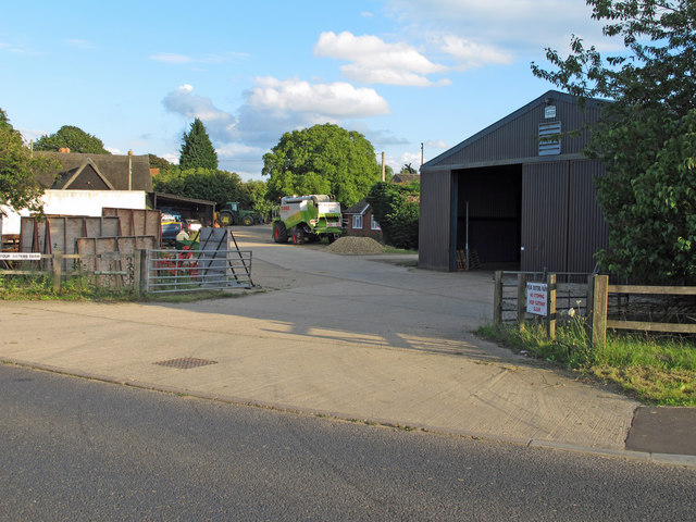 Four Sisters Farm entrance