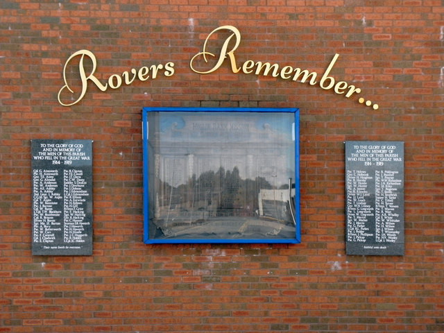 Rovers Remember...