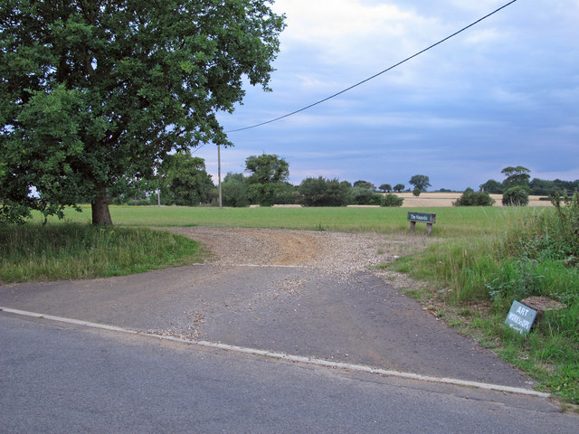 Entrance to The Hassocks