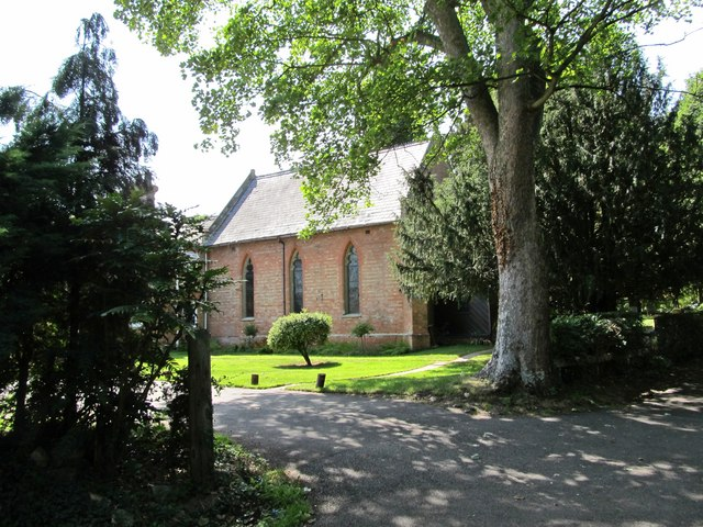 Wappenbury Chapel