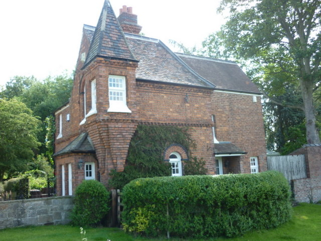 The old gatehouse to the Nun Monkton Estate