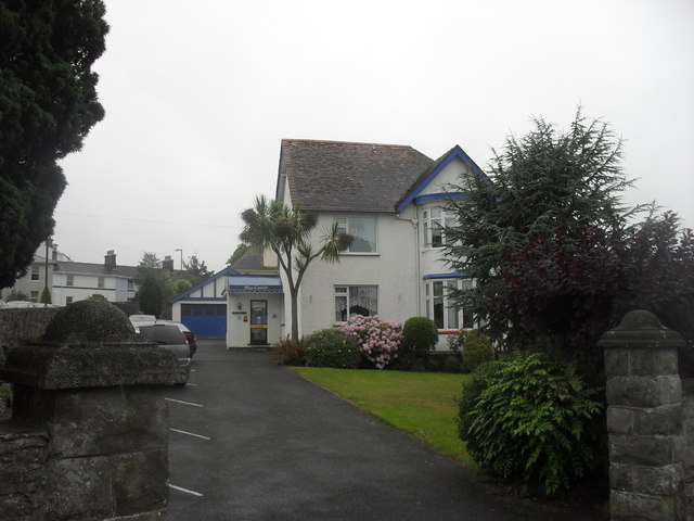 Blue Conifer Hotel, Babbacombe