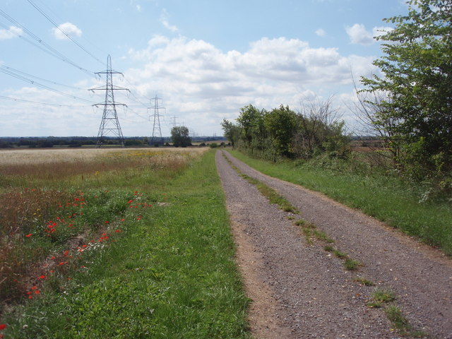 Footpath to New River