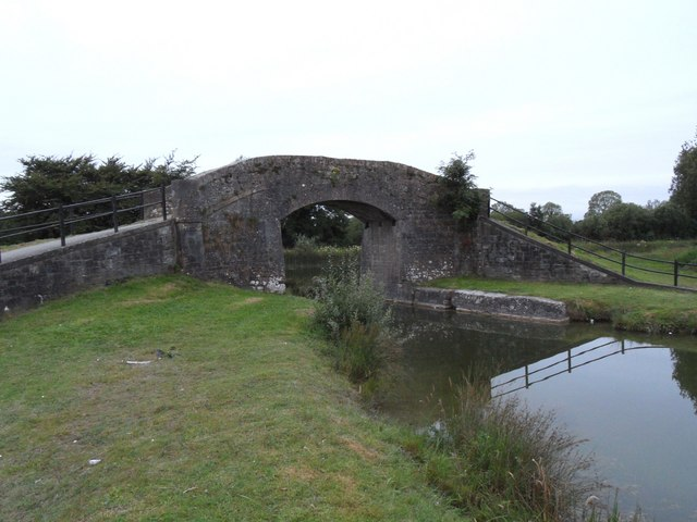 Downshire Bridge on the Grand Canal near Edenderry, Co. Offaly