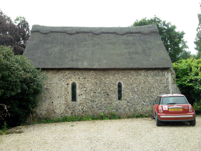 St James's Chapel