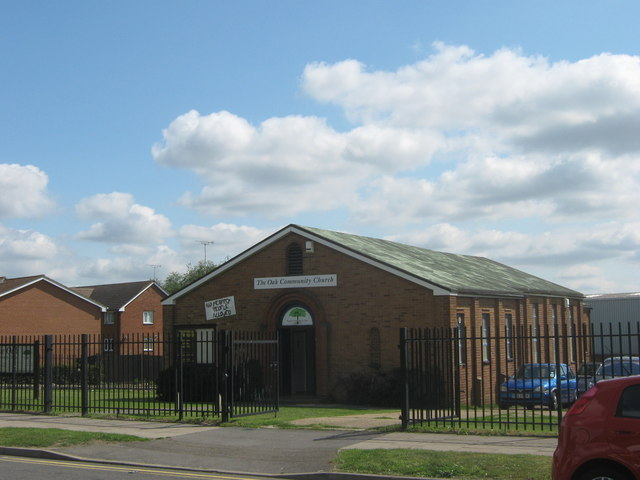 The Oak Community Church, St.Pauls Cray