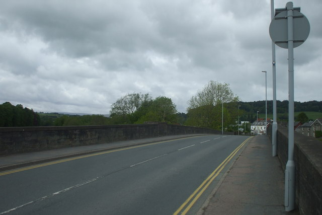Wye Bridge, Builth Wells