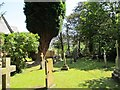 SP3769 : Wappenbury Chapel Graveyard by Ian Rob