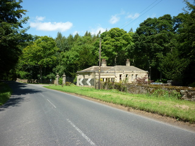 The Gatehouse at Grantley Hall