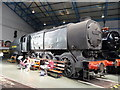 SE5952 : A Class C1 wartime locomotive at the National Railway Museum, York by Jeremy Bolwell