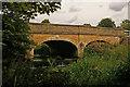 TL1264 : Road bridge over River Kym, Great Staughton by Julian Osley