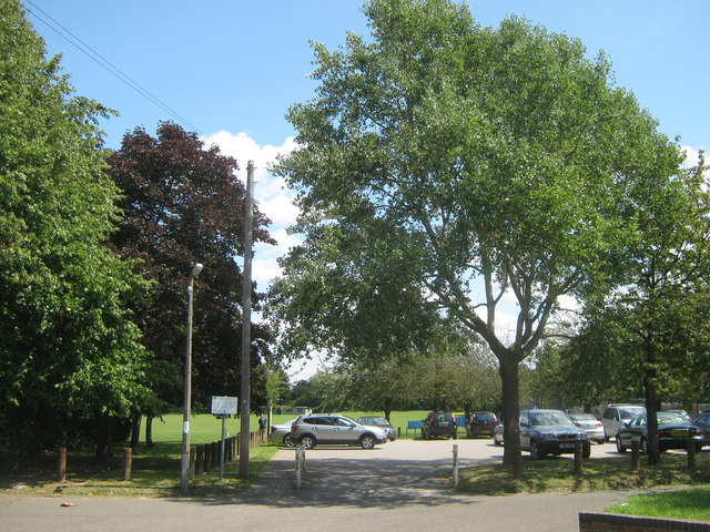 Goddington Park Car park