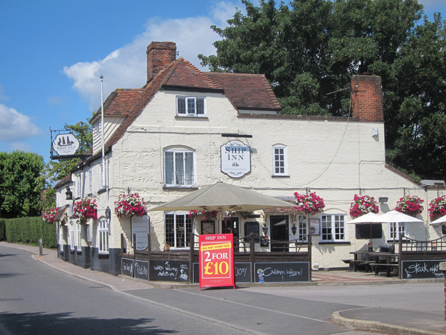 The Ship Inn, Cobham