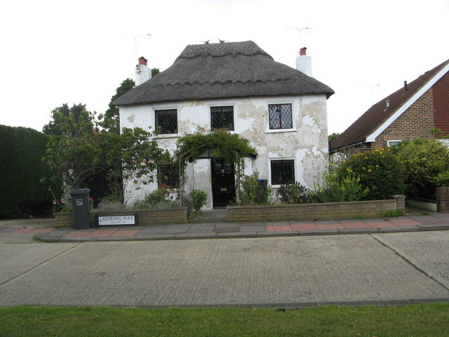 The Cottage in Goring Way