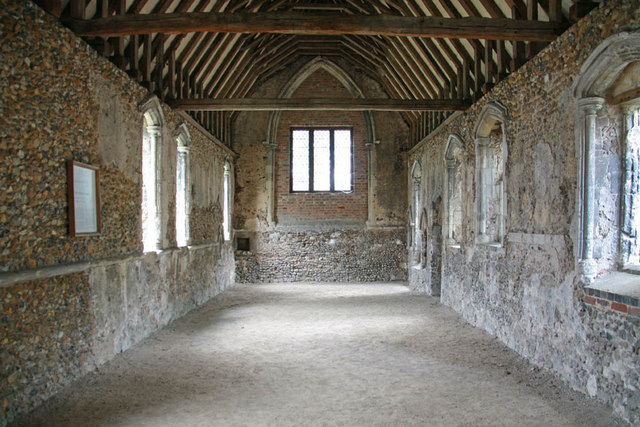 Duxford Chapel, Whittlesford - East end