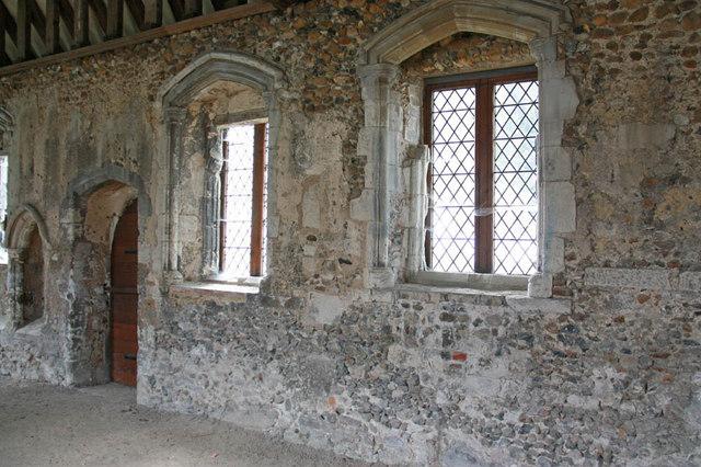 Duxford Chapel, Whittlesford - Interior