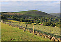 SD9704 : Wharmton Hill from the Oldham Way, Grasscroft. by Michael Fox