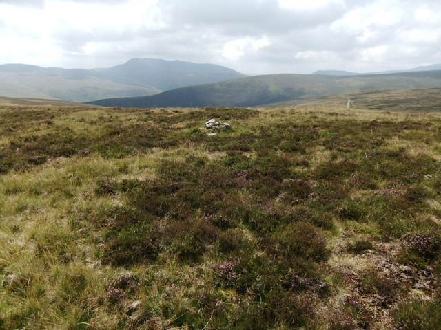 Small cairn on Hare Stones