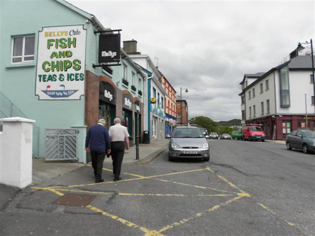Main Street, Killybegs
